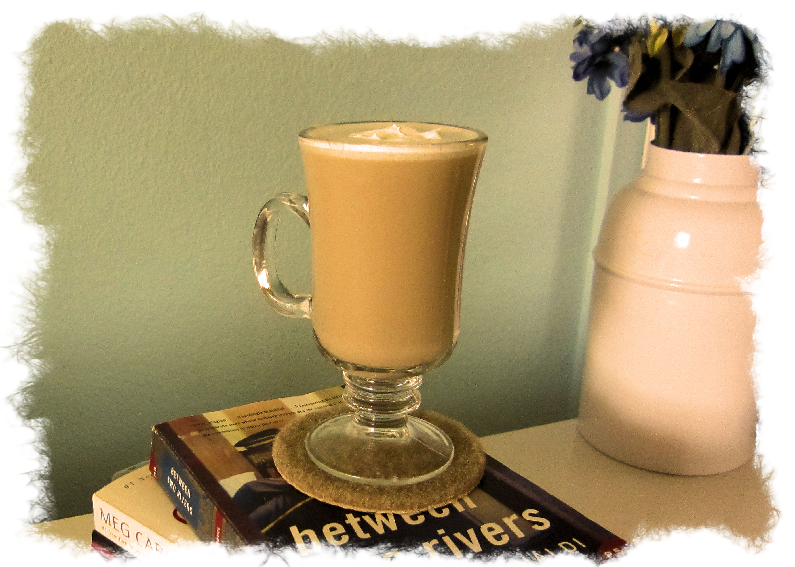 how to make a skinny vanilla latte at home