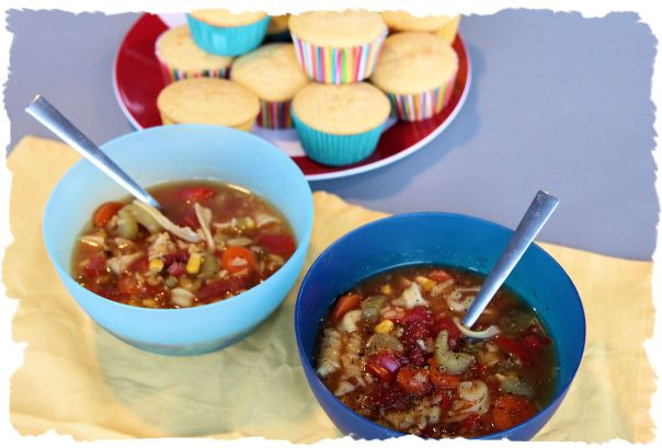Hearty Healthy Harvest Soup