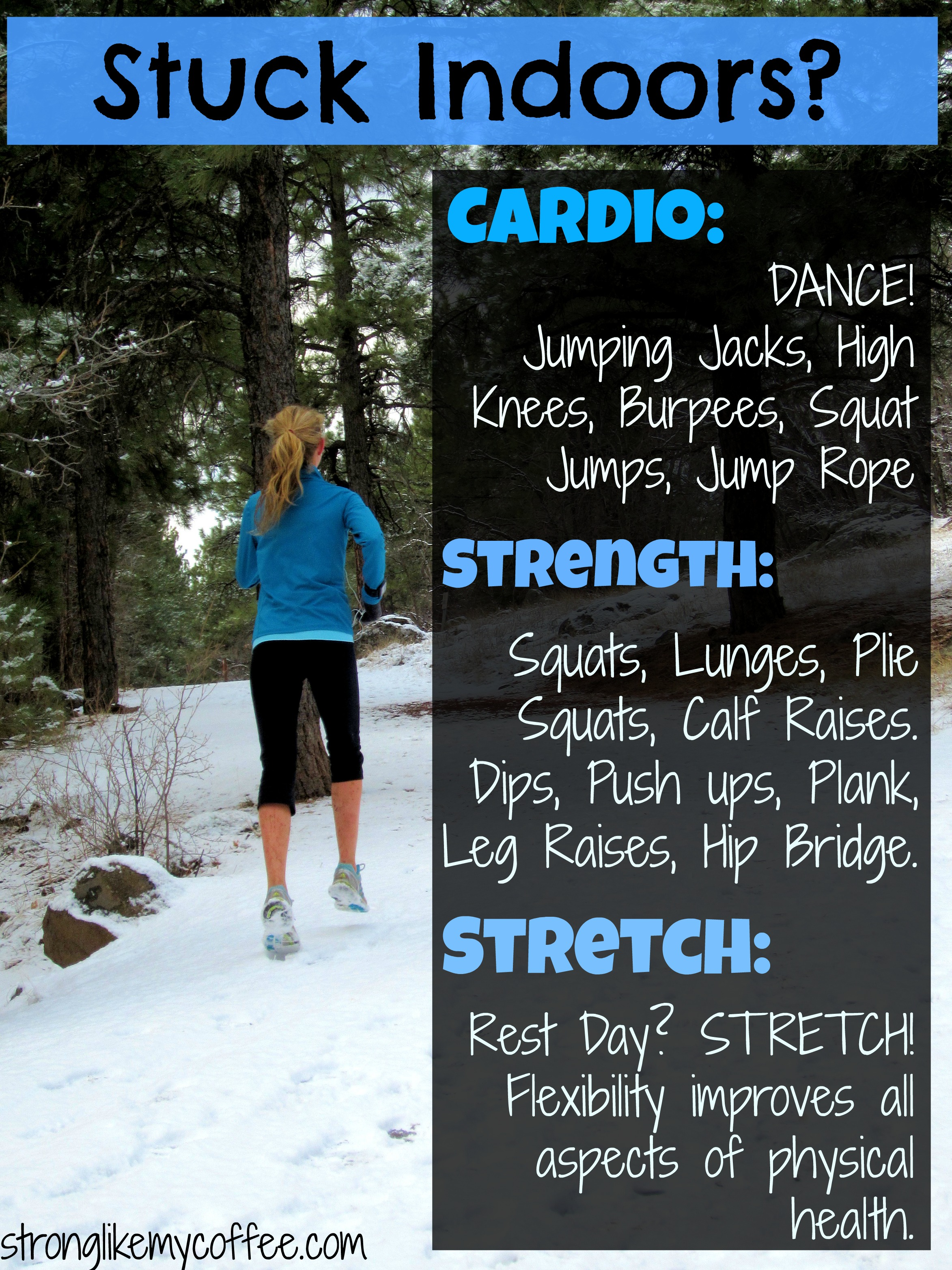 Winter Home Workouts