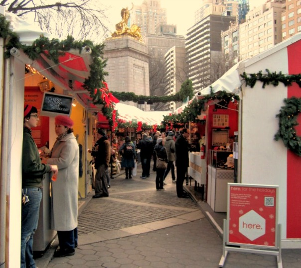 Columbus Circle Christmas Shops (stronglikemycoffee.com)