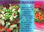 Detox Salad Mix (stronglikemycoffee.com)