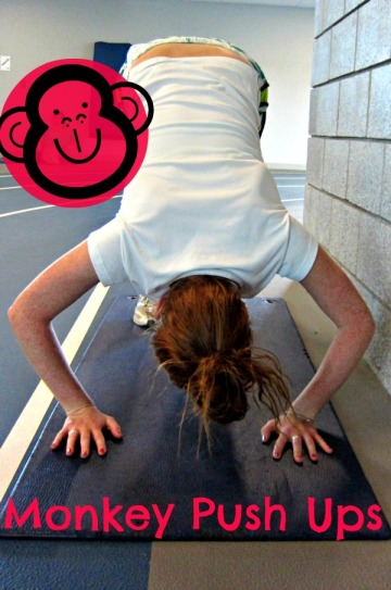 Kerri's Workout: Monkey Push Ups (stronglikemycoffee.com)