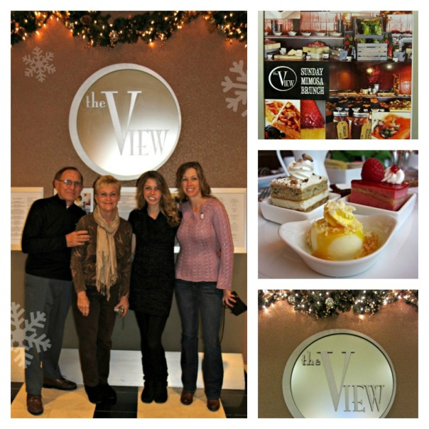 The View Brunch Collage (stronglikemycoffee.com)