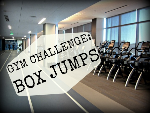 Gym Challenge Box Jumps from stronglikemycoffee.com