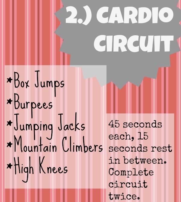 Birthday Workout Part 2 (stronglikemycoffee.com)