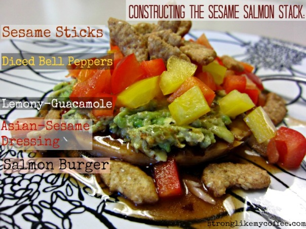 Constructing the Sesame Salmon Stack (stronglikemycoffee.com)