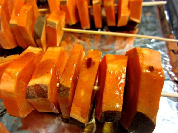 Sweet Potato Skewer (stronglikemycoffee.com)