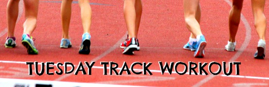 Tuesday Track Workout from stronglikemycoffee.com