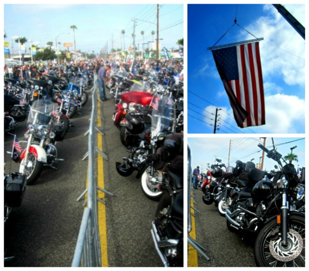 Memorial Day Motorcycle Parade