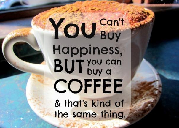 coffee cup 5 x 7