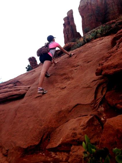 Cathedral Rock Sedona AZ hike (stronglikemycoffee.com)