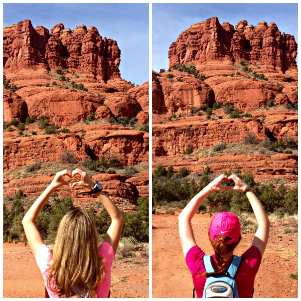 Another sedona collage