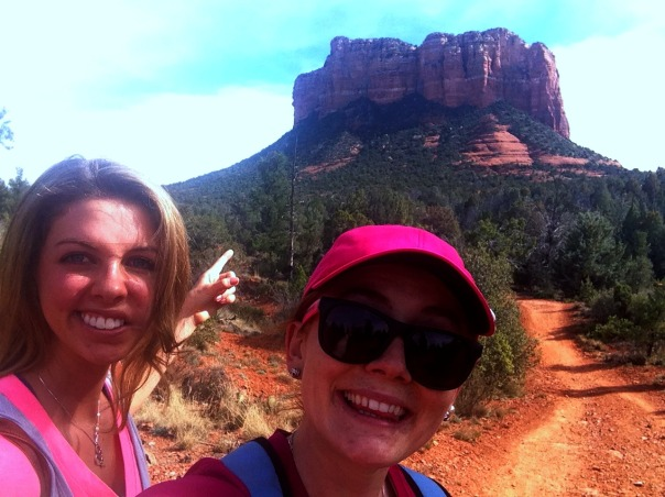 Best friends sedona selfie (stronglikemycoffee.com)