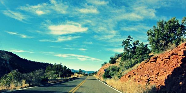 Driving to Sedona (stronglikemycoffee.com)