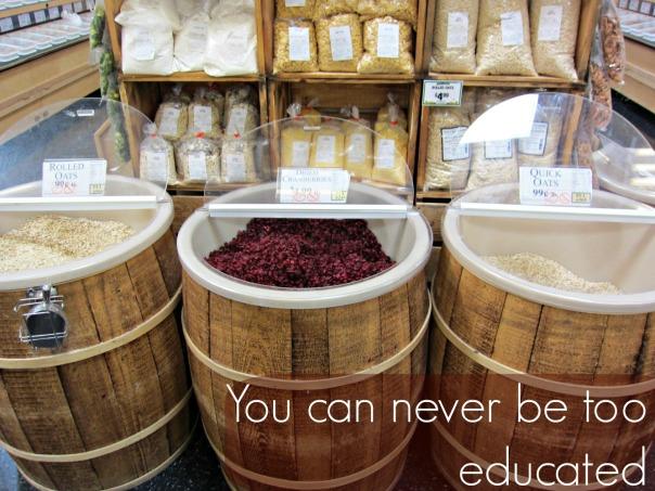Nutrition Education (stronglikemycoffee.com)