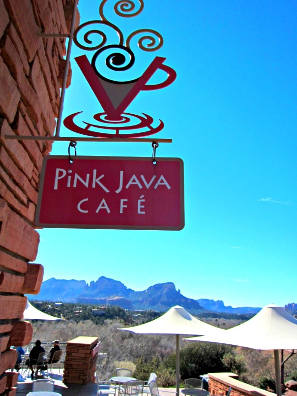 Sedona pink java cafe (stronglikemycoffee.com)