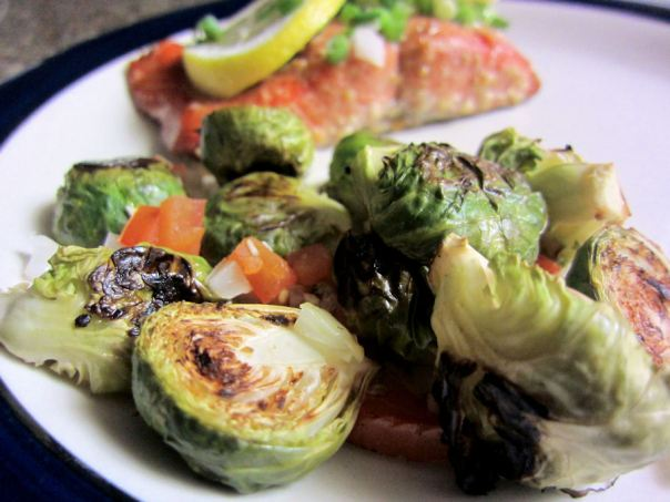 Brussel Sprouts and Clean Eating (stronglikemycoffee.com)