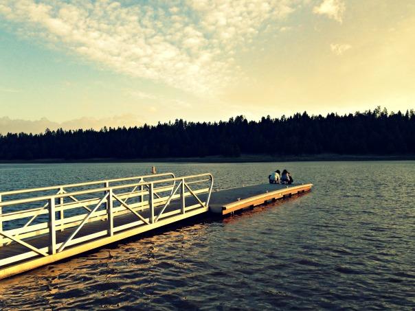 lake mary dock