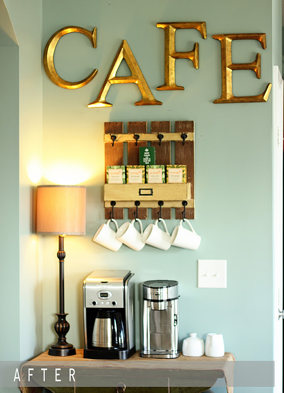 Cafe picture for apartment