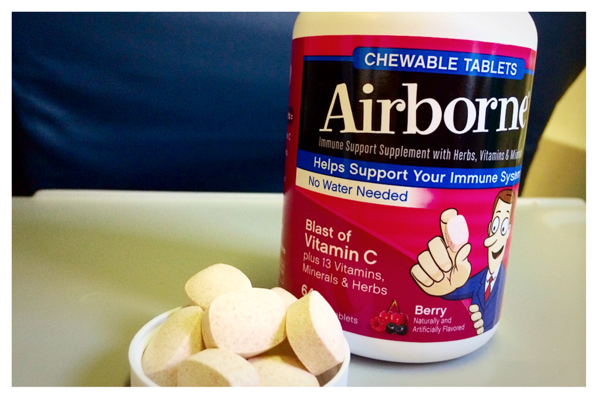 Airborne Tablets Do They Work Travel
