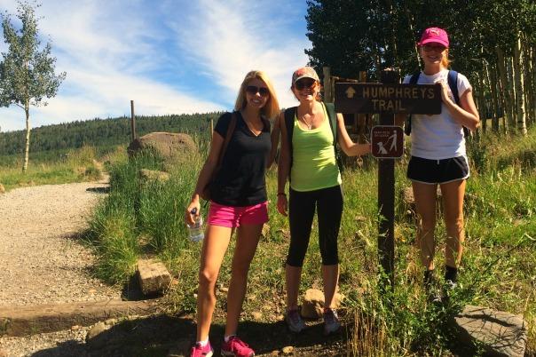 Hiking Mt Humphreys Senior Year (stronglikemycoffee.com)