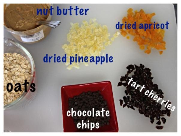 Kellys Famous Energy Bite Recipe Ingredients (Stronglikemycoffee.com)