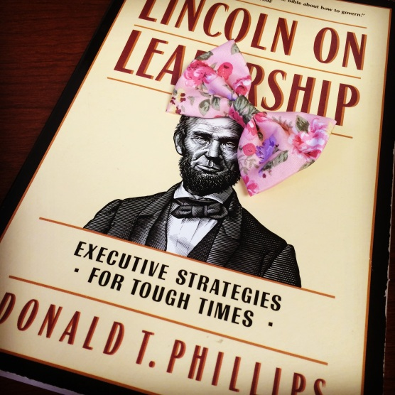 Lincoln on Leadership Blog Post on Stronglikemycoffee.com
