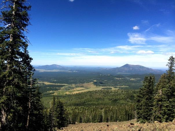 Mt. Humphreys View (stronglikemycoffee.com)