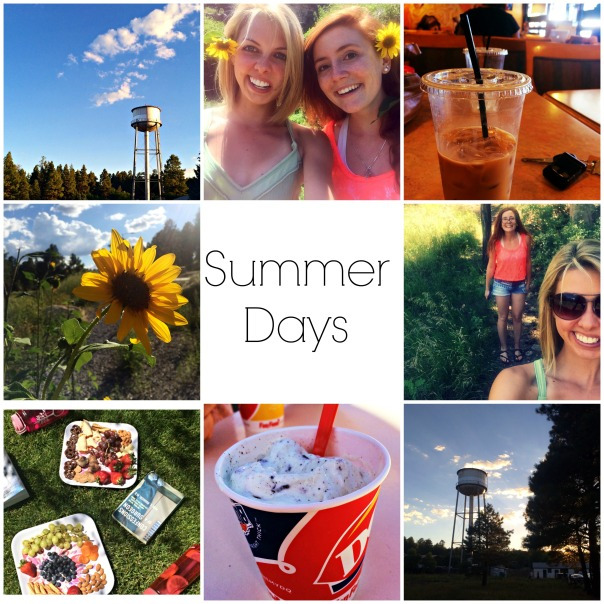 Summer Days Collage (stronglikemycoffee.com)