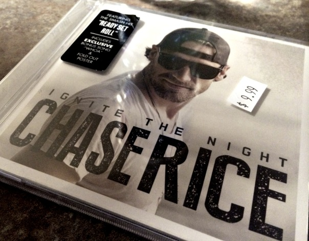 Chase Rice Album