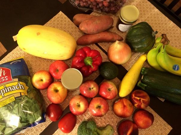 Farmer's Market produce (stronglikemycoffee.com)