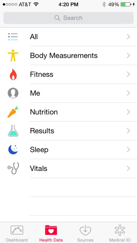 Health App (stronglikemycoffee.com)