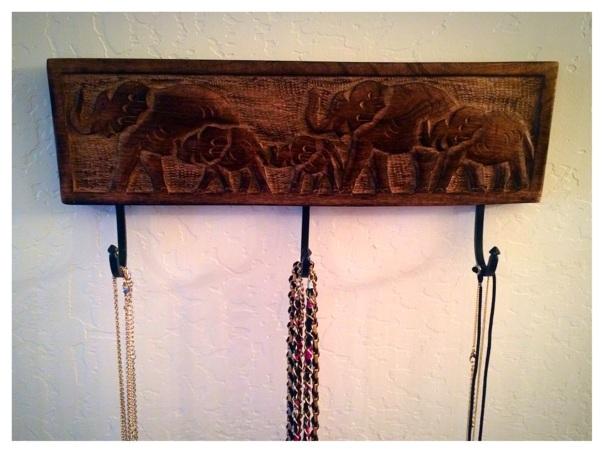 Elephant Shelf from Sedona (Stronglikemycoffee.com)