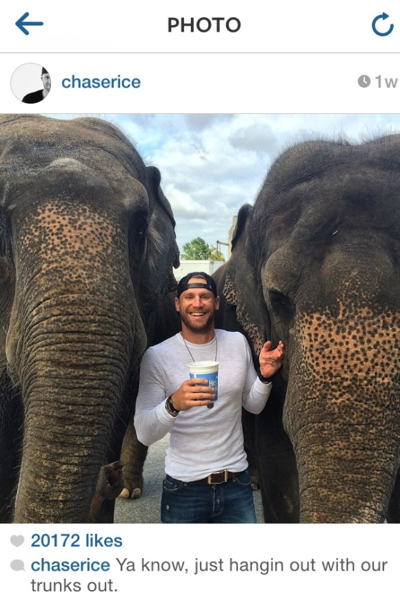 Copy of Chase Rice's Instagram pic