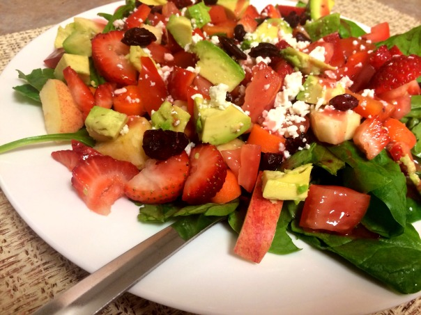 Super Salad (stronglikemycoffee.com)