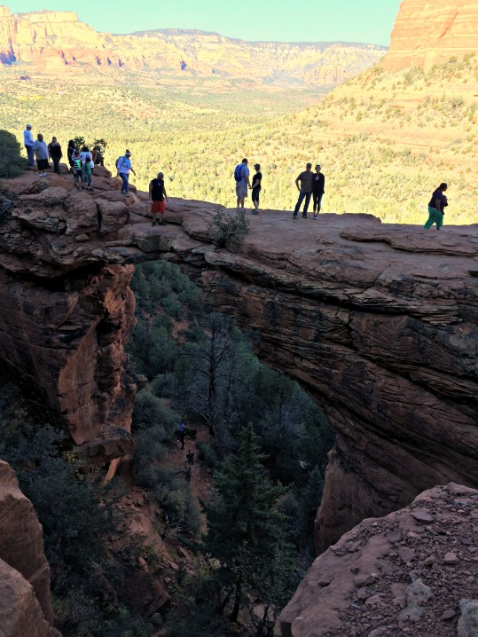 Thanksgiving 2014 Devils Bridge