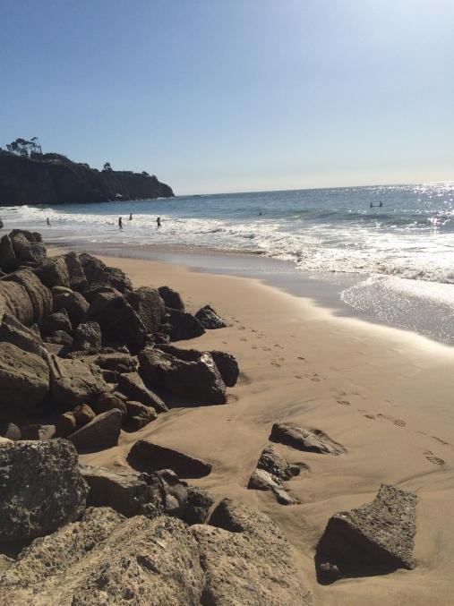 Christmas Day Beach Hiking (stronglikemycoffee.com)