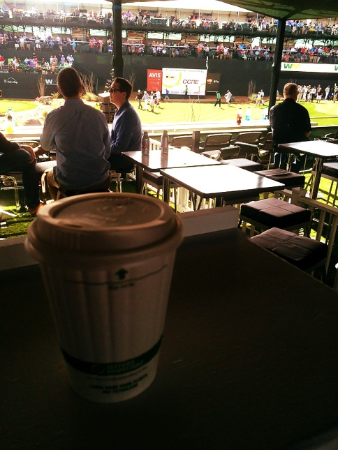 Phoenix Open Golf Coffee (stronglikemycoffee.com)