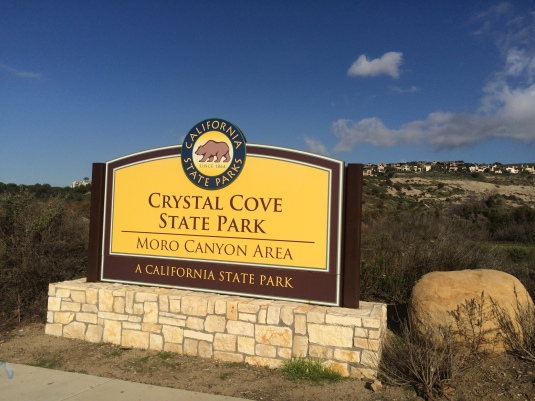 Crystal Cove State Park hiking trails (stronglikemycoffee.com)