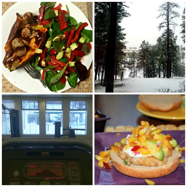 Clean recipes and winter training on stronglikemycoffee.com