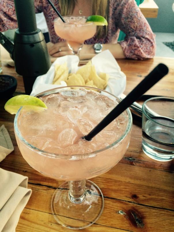 Prickly Pear margarita at Salty Senorita in Scottsdale (stronglikemycoffee.com)