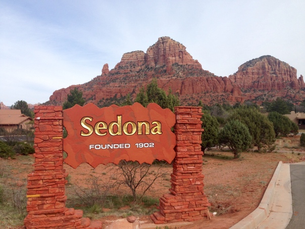 Welcome to Sedona (stronglikemycoffee.com)