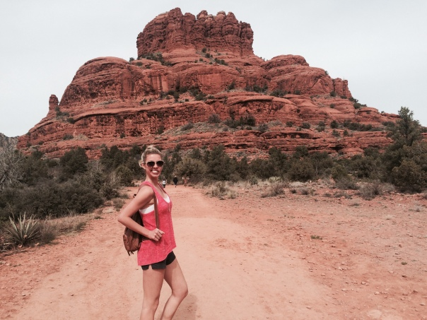 Hiking Bell Rock in Sedona (stronglikemycoffee.com)
