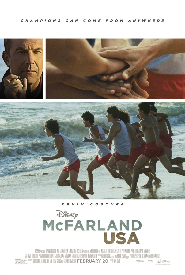McFarland Movie Poster