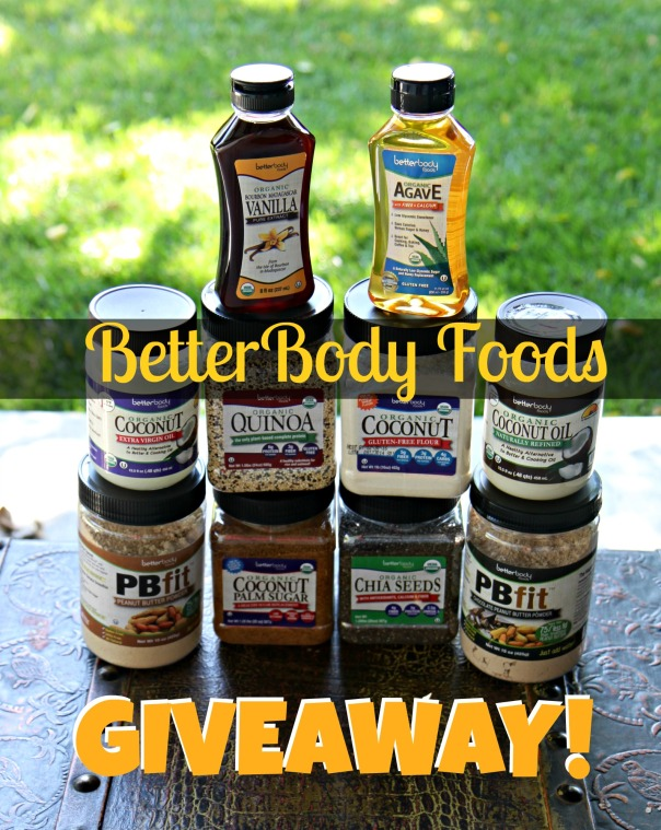 BetterBody Foods Giveaway on Stronglikemycoffee.com