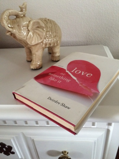 Coffee table novel / Love or something like it | Stronglikemycoffee.com