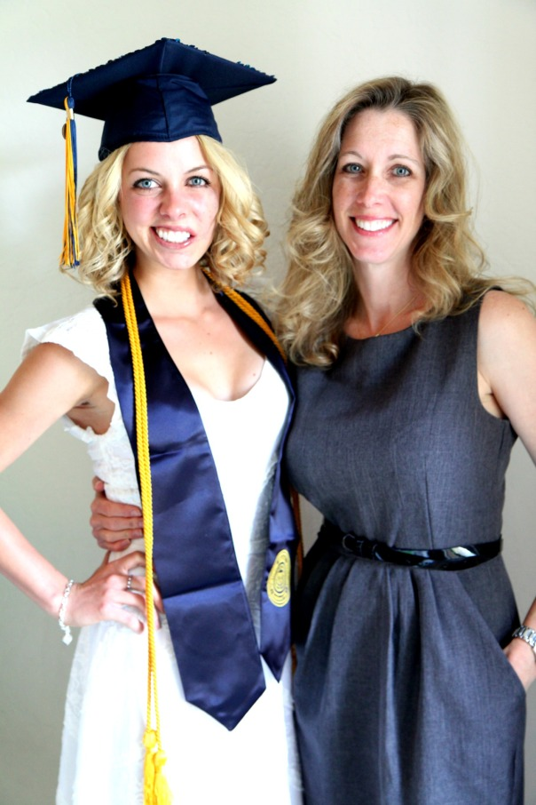 Graduate and my mom  Stronglikemycoffee.com