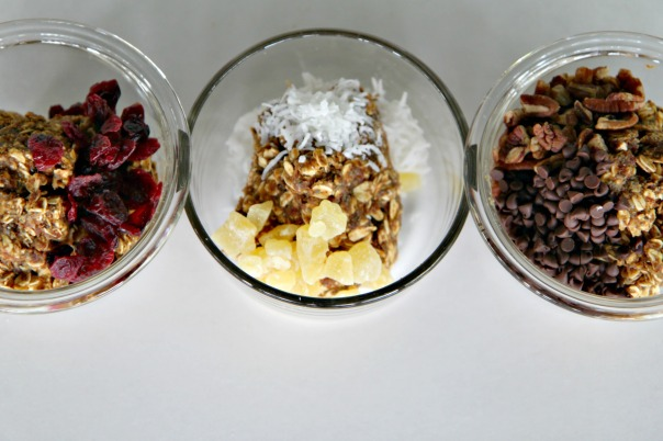 Homemade Clean Eating Protein Bites Mix-ins on Stronglikemycoffee.com