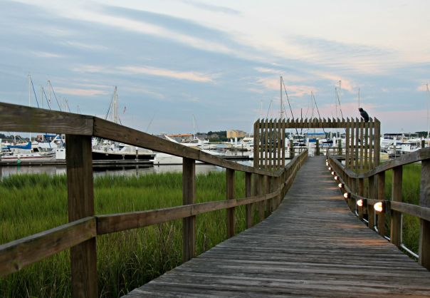Charleston Marina (Stronglikemycoffee.com)