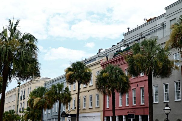 Downtown Charleston on Stronglikemycoffee.com